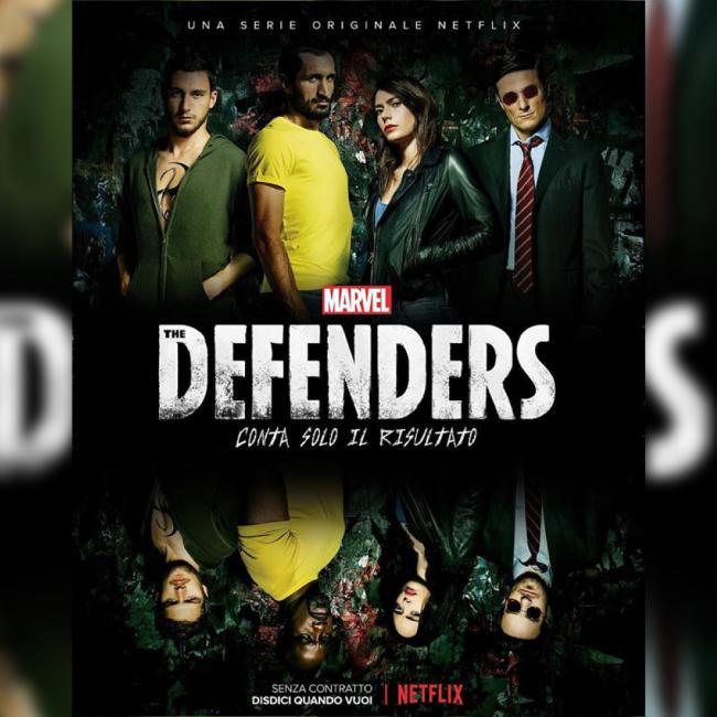 The Defenders Chiellini