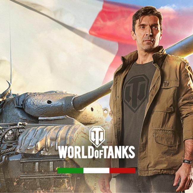 world of tanks Buffon